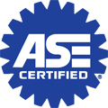 ASE Certified logo | Innovative Auto Works